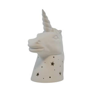 Mr Unicorn - Keramiek LED lamp